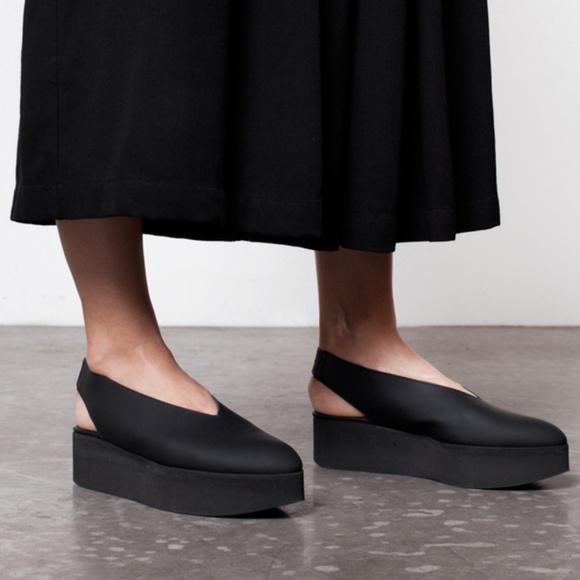 Comfort Platform Shoes Minimal